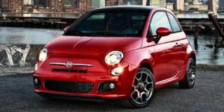Used 2012 Fiat 500 Sport for sale in Mississauga, ON