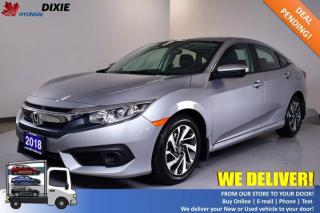 Used 2018 Honda Civic SEDAN SE for sale in Mississauga, ON