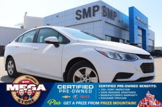 Used 2017 Chevrolet Cruze LS - 6 Speed Manual, 7