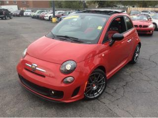 Used 2017 Fiat 500 Abarth for sale in Sarnia, ON