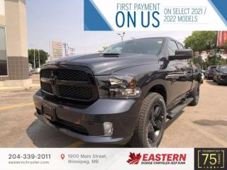 New 2021 RAM 1500 Classic Express | Backup Camera | Remote Start | Heated Seats | for sale in Winnipeg, MB