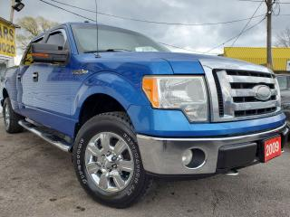 Used 2010 Ford F-150 XLT/4WD/CREW CAP/LOADED/ALLOYS for sale in Scarborough, ON