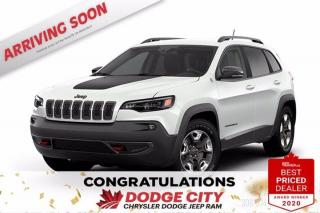 New 2021 Jeep Cherokee Trailhawk | 4x4 for sale in Saskatoon, SK