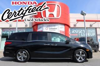Used 2019 Honda Odyssey - HONDA CERTIFIED - RATES STARTING AT 3.69% OAC - for sale in Sudbury, ON