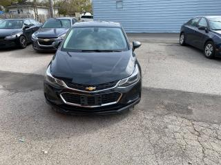 Used 2017 Chevrolet Cruze LT for sale in London, ON
