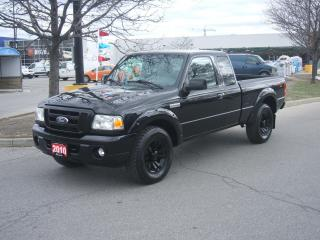 Used 2010 Ford Ranger SPORT    4X4    ONLY 181,000 KMS for sale in York, ON