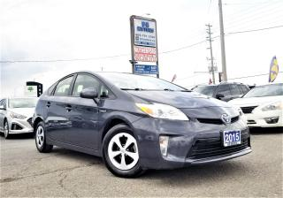 Used 2015 Toyota Prius No Accidents | Hybrid | Low Km | Certified for sale in Brampton, ON
