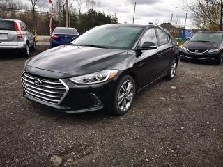 Used 2017 Hyundai Elantra GLS for sale in Ottawa, ON