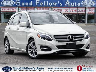 Used 2017 Mercedes-Benz B250 4MATIC, LEATHER SEATS, PAN ROOF, NAVI, BLIND SPOT for sale in Toronto, ON