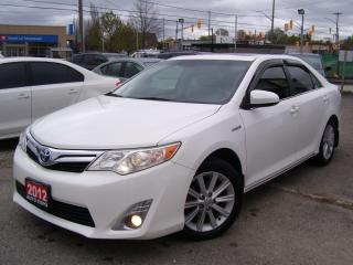 Used 2012 Toyota Camry XLE,HYBRID,GPS,SUNROOF,BACKUP CAMERA,BLUETOOTH for sale in Kitchener, ON
