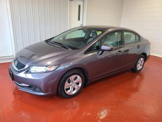 Used 2015 Honda Civic LX for sale in Pembroke, ON