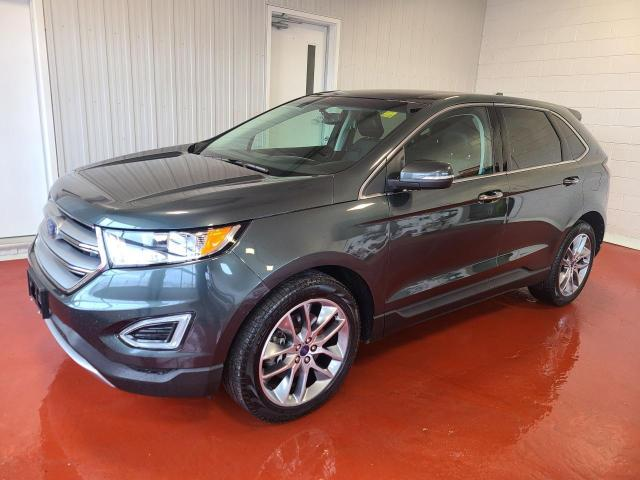 2015 Ford Edge Titanium Photo1