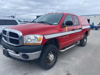 Used 2006 Dodge Ram 2500 for sale in Innisfil, ON