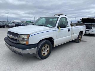 Used 2004 Chevrolet Silverado 1500 for sale in Innisfil, ON