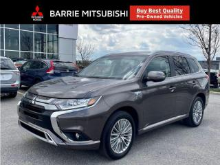 Used 2019 Mitsubishi Outlander SE for sale in Barrie, ON