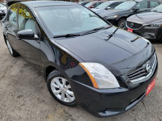 Used 2011 Nissan Sentra Base/ALLOY/AUTO/POWER GROUP/FUEL EFFICIENT for sale in Scarborough, ON