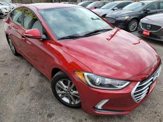 Used 2017 Hyundai Elantra GL/CAMERA/BLUETOOTH/LOADED/ALLOYS for sale in Scarborough, ON