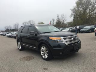 Used 2014 Ford Explorer XLT for sale in London, ON