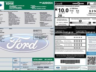 New 2021 Ford Edge Titanium for sale in Peace River, AB