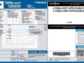 New 2021 Ford F-350 Super Duty SRW PLATINUM for sale in Peace River, AB