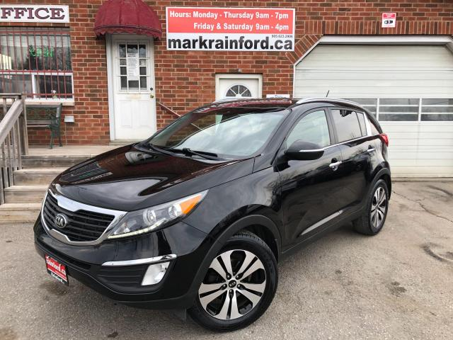 2013 Kia Sportage EX FWD Bluetooth Heated Seats