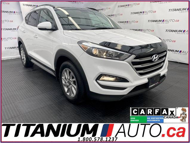 2017 Hyundai Tucson SE+AWD+Pano-Roof+Leather+Blind Spot+Camera+XM