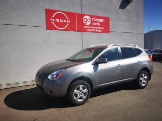 Used 2010 Nissan Rogue S / Crazy Low Km / AWD / Smart Key for sale in Edmonton, AB