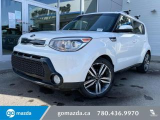 Used 2015 Kia Soul SX for sale in Edmonton, AB