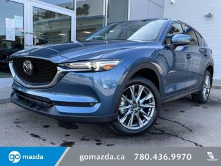 New 2021 Mazda CX-5 GT w/Turbo for sale in Edmonton, AB