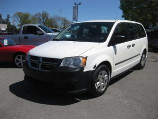 Used 2012 Dodge Grand Caravan SE 6 cyl 7 pass for sale in Ottawa, ON