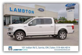 Used 2019 Ford F-150 4 Door Crew Cab Truck for sale in Sarnia, ON