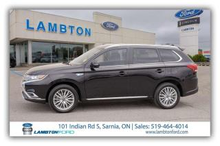 Used 2019 Mitsubishi Outlander Phev 4 Door SUV for sale in Sarnia, ON