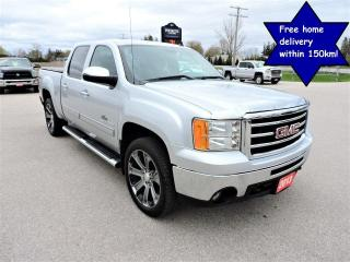 Used 2013 GMC Sierra 1500 SLE Well oiled Local trade Only 126000 km for sale in Gorrie, ON