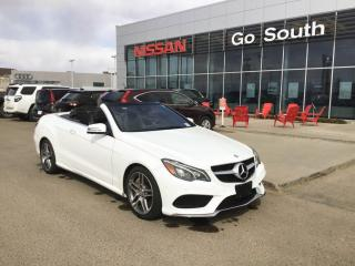 Used 2015 Mercedes-Benz E-Class E 550, LEATHER, NAVIGATION for sale in Edmonton, AB