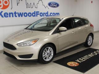 Used 2018 Ford Focus SE | Hatchback | Heated seats/Steering | One Owner | Low KM | Clean Carproof for sale in Edmonton, AB