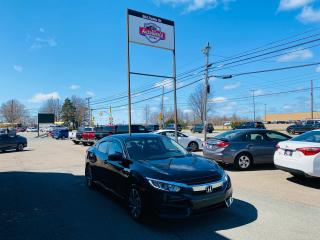 Used 2016 Honda Civic EX WOW! Only $59 Dollars Weekly! for sale in Truro, NS