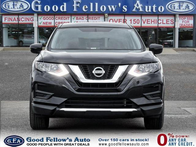 2017 Nissan Rogue S MODEL, BACKUP CAM, HEATED SEATS, PARKING ASSIST