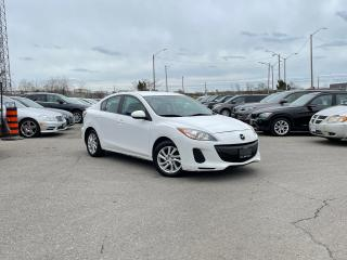Used 2012 Mazda MAZDA3 GS for sale in Oakville, ON
