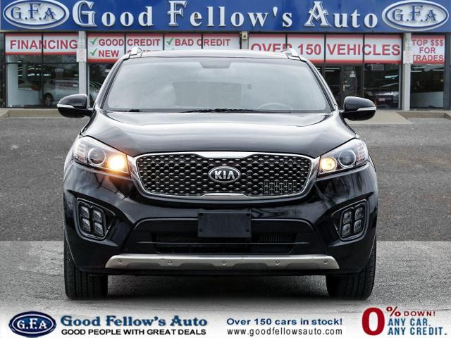2017 Kia Sorento SX MODEL, 2.0L TURBO, AWD, NAVIGATION, PAN ROOF