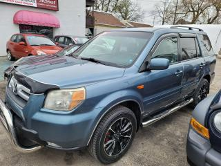 Used 2006 Honda Pilot EX for sale in Milton, ON