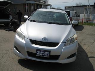 Used 2009 Toyota Matrix AWD for sale in Cambridge, ON
