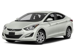 Used 2016 Hyundai Elantra L+ for sale in Charlottetown, PE