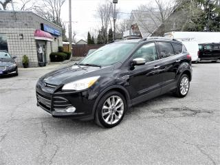 Used 2016 Ford Escape SE AWD FULLY LOADED NO ACCIDENTS for sale in Windsor, ON