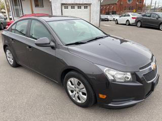 Used 2014 Chevrolet Cruze 1LT ** AUTOSTART , BLUETOOTH  ** for sale in St Catharines, ON