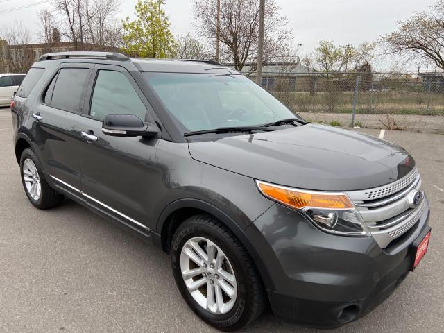 2015 Ford Explorer XLT ** NAV, HTD LEATH, BACK CAM **