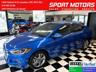 Used 2017 Hyundai Elantra GL+New Tires & Brakes+Tinted+ApplePlay+ACCIDENT FR for sale in London, ON