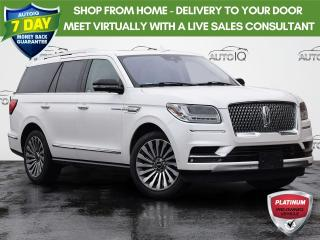 Used 2018 Lincoln Navigator Reserve RESERVE | LEATHER | AWD | ONE OWNER for sale in Waterloo, ON