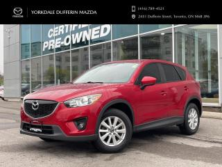 Used 2014 Mazda CX-5 GS FWD at BLIND SPOT / LOW KMS! for sale in York, ON