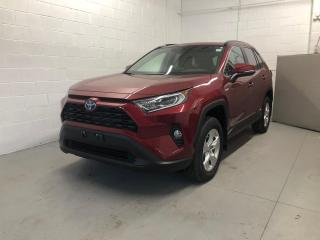 New 2021 Toyota RAV4 Hybrid HYBRID XLE! for sale in Cobourg, ON
