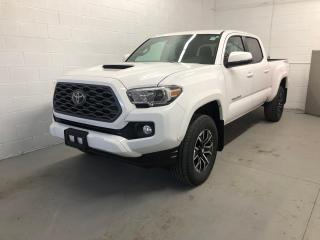 New 2021 Toyota Tacoma DOUBLE CAB + TRD SPORT PACKAGE! for sale in Cobourg, ON
